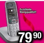 Schnurlostelefon E560 von Gigaset