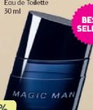 Magic Man EdT von Bruno Banani