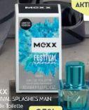 Festival Splashes Man EdT von Mexx