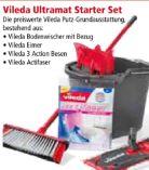 Reinigungsset Ultramat Starter Set von Vileda