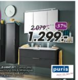 Badezimmer-Programm D.Light 01 von Puris