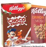 Frühstücks Cerealien von Kellogg's