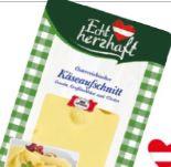 Käseaufschnitt von Echt Herzhaft