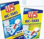 WC-Reiniger-Tabs von W5