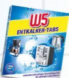 Entkalker-Tabs von W5