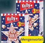 Mikrowellen Popcorn von Kelly's
