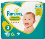 Premium Protection Windeln von Pampers