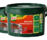 Braune Grundsauce von Knorr