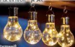 LED-Solar-Partybirnen von I-Glow