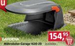 Mähroboter-Garage 1520-20 von Gardena