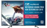 UHD Android TV KD-75XG8096 von Sony