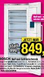 Stand-Gefrierschrank GSN54RW40 von Bosch