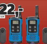Solutions TLKR T41 PMR-Handfunkgerät von Motorola