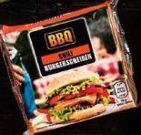 Cheddar Burgerscheiben von BBQ