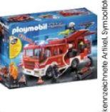 Feuerwehr-Leiterfahrzeug 5362 von Playmobil