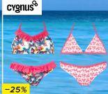 Mädchen Bikini von Cygnus