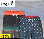 Herren-Badeshort von Cygnus