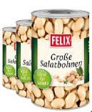 Große Salatbohnen von Felix