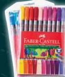 Doppelfasermaler von Faber Castell