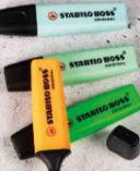 Textmarker Boss von Stabilo