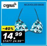 Damen Neckholder Bikini von Cygnus