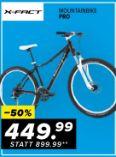 Mountainbike Pro von X-Fact