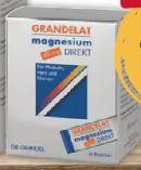 Magnesium Direkt von Dr. Grandel