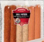 Grill Hot Dog von Radatz