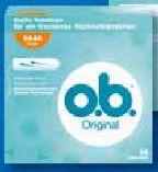 Tampons von O.B.