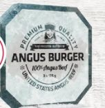 Angus Burger von The Frozen Butcher