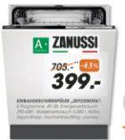 Einbaugeschirrspüler ZDT22003FA von Zanussi