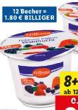 Fruchtjoghurt von Milbona