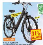 E-Bike Alu City Edition 110 von Prophete