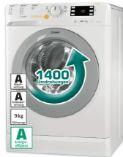 Waschtrockner XWDE 961480X von Indesit