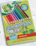 Farbstifte Superstick Delta von Jolly