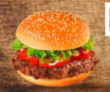 Homestyle Angus Burger von Salomon Food World