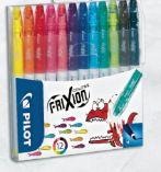 Filzstift Frixion Colors von Pilot