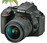 Spiegelreflexkamera Set D5600 von Nikon