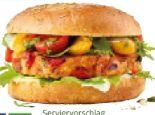 Mediterranean Veggie Burger von Salomon