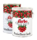 Preiselbeer Herb von Darbo