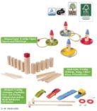 Holz Spiele-Sortiment von Playtive