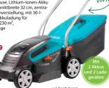 Akku-Rasenmäher PowerMax LI-18-32 von Gardena