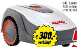Mähroboter 500 E von Al-ko
