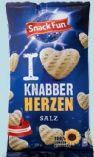 Knabber-Herzen von Snack Fun