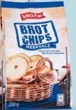 Brot-Chips von Snack Fun