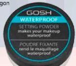 Waterproof Setting Powder von Gosh