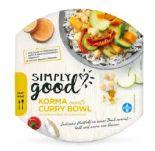 Korma Curry Bowl von Simply Good