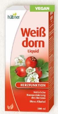 Weißdorn Liquid von Hübner