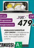 Einbaugeschirrspüler ZDV12003FA von Zanussi