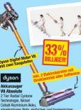 Akkusauger V8 Absolute Extra von Dyson